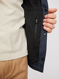 Packable Shirt Jacket