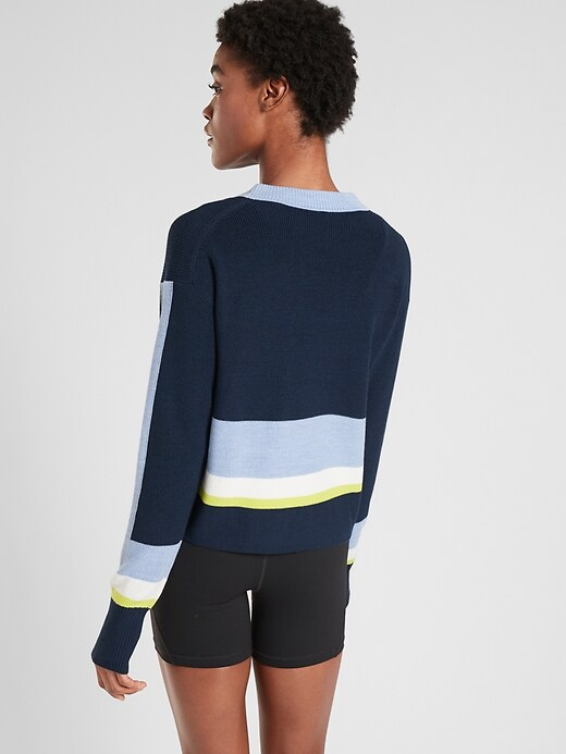 Trailhead Colorblock Sweater