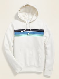 Graphic Pullover Hoodie for Men