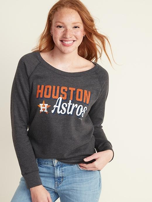 MLB&#174 Team-Graphic Sweatshirt for Women