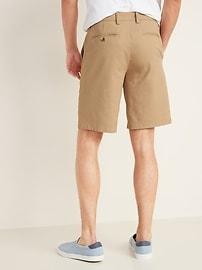 Short kaki L'Ultime, coupe étroite pour homme (25cm)