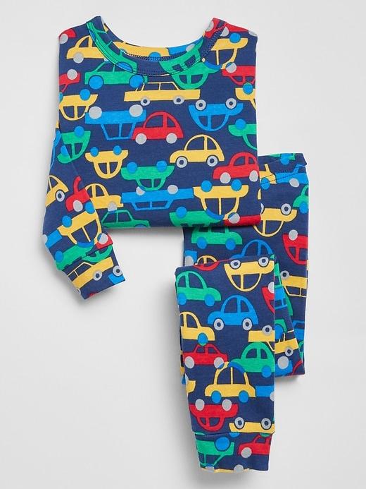 Baby Print PJ Set
