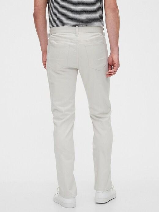 Slim-Fit Travel Jean