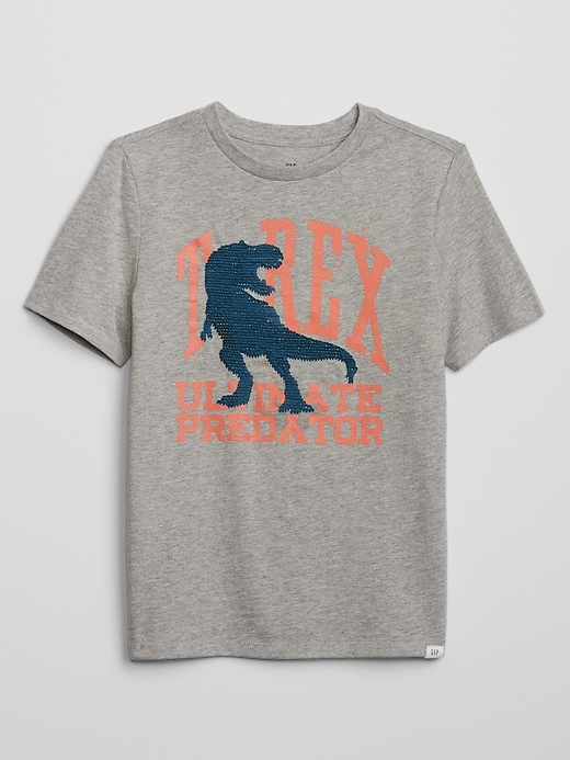 Kids Short Sleeve Graphic T-Shirt