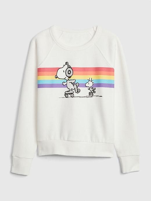 GapKids &#124 Peanuts Sweatshirt