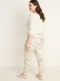 High-Waisted Camo-Print Rockstar Super Skinny Jeans for Women