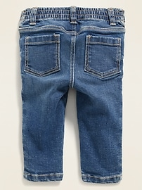 Skinny Built-In Flex Max Karate Jeans for Baby