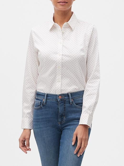 Tailored Non-Iron Shirt