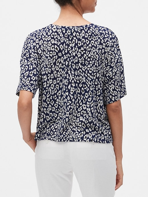 LuxeSpun Boxy T-Shirt