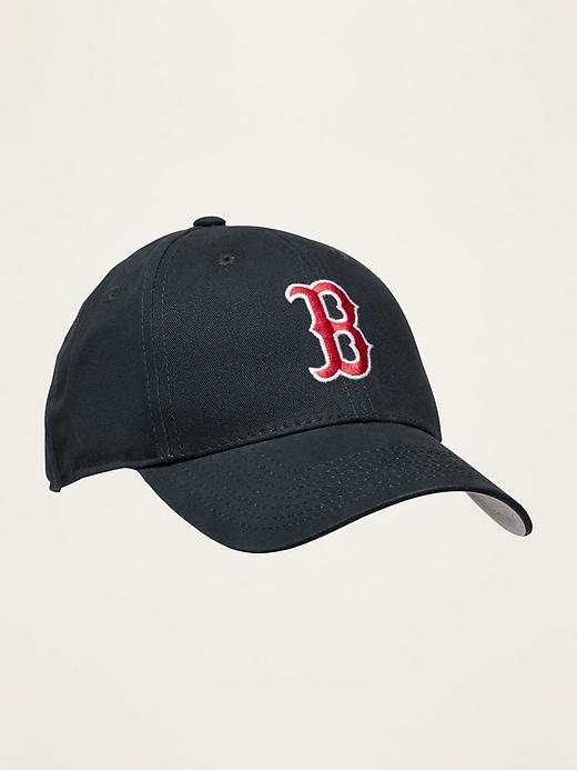 MLB&#174 Team-Graphic Baseball Cap for Boys