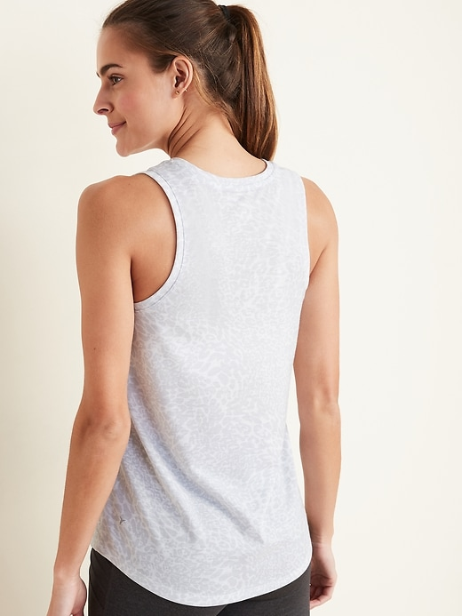 Graphic Performance Tank Top for Women