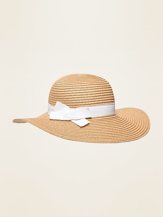 Straw Sun Hat for Baby