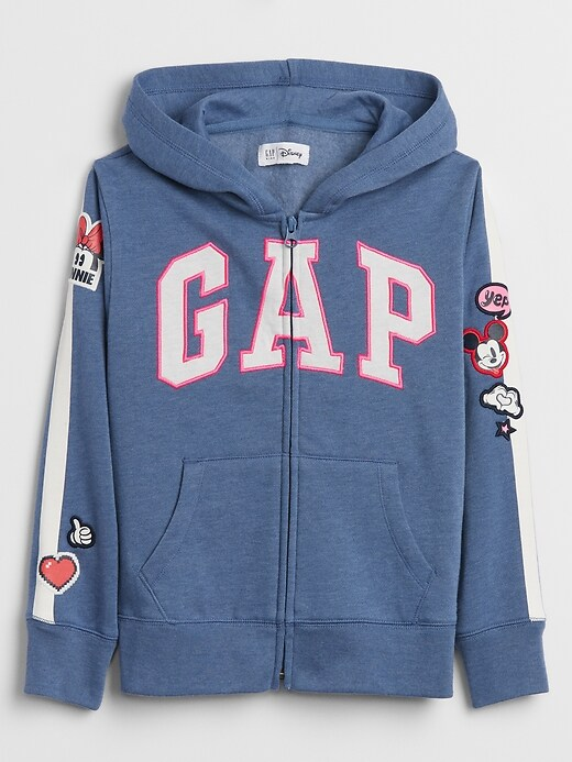 Kids Gap Logo Disney &#124 Fleece Hoodie