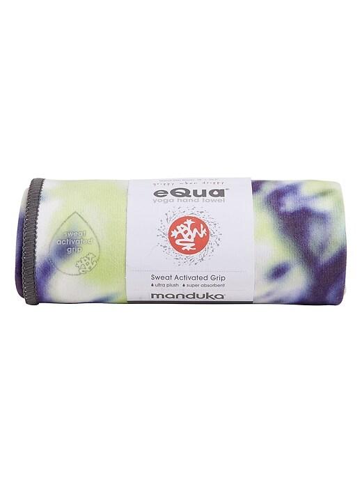 eQua Hand Yoga Towel by Manduka&#174