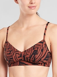 Sculpted Sienna Bikini Top