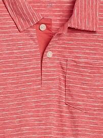 Kids Short Sleeve Polo Shirt