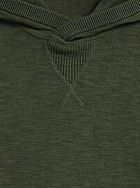 Chandail à capuchon en coton