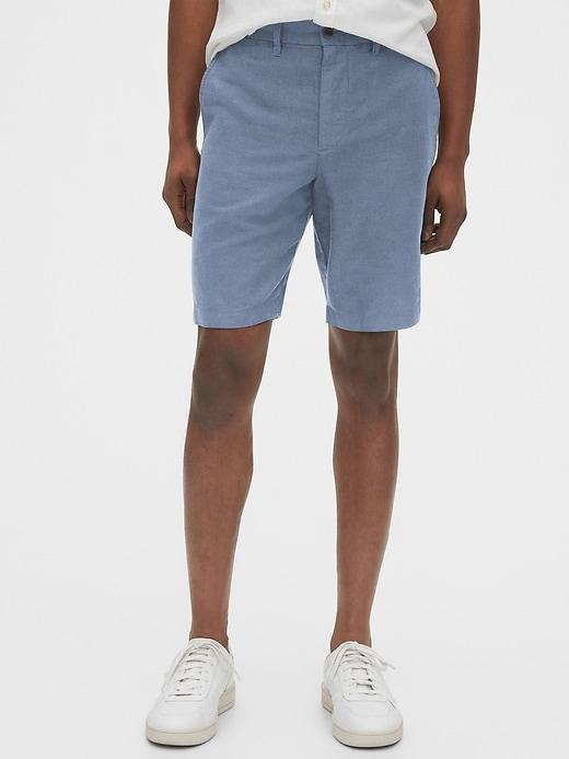 """10"""" Linen Shorts"""