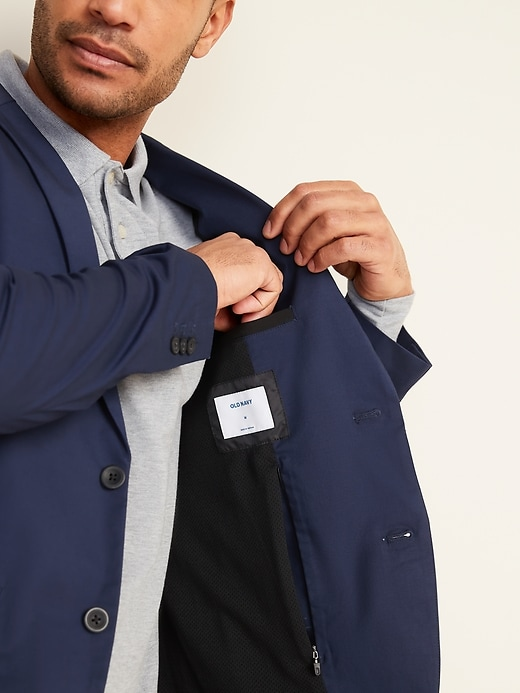 Built-In Flex Tech Blazer for Men