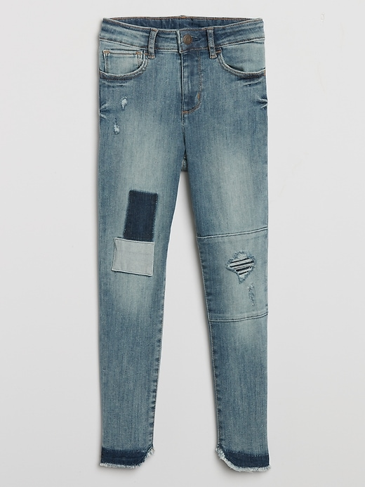 Kids Patch Legging Jeans