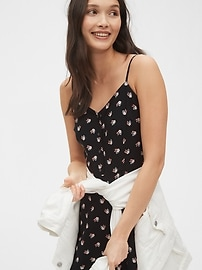 Cami Fit & Flare Dress