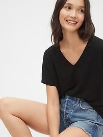 Softspun V-Neck T-Shirt