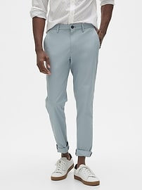 Banana Republic Factory Mason Athletic-Fit Stretch Chino Deals