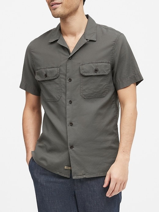 Chemise camping Héritage