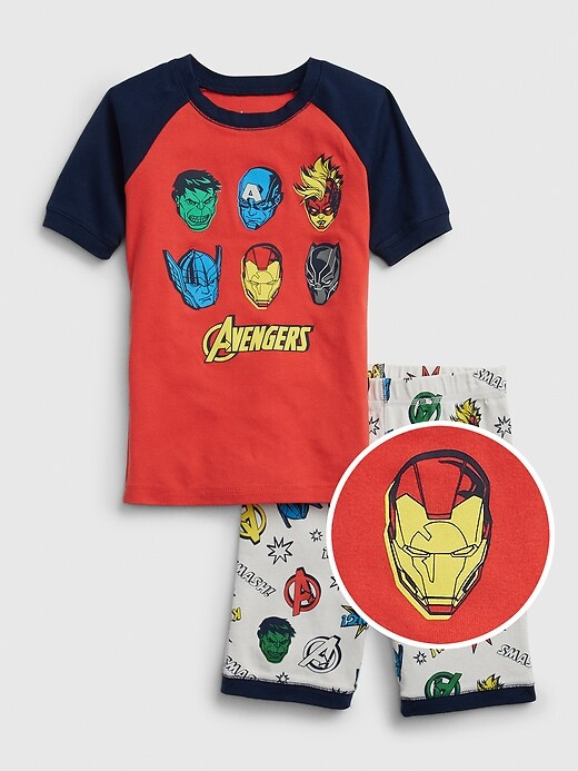 GapKids &#124 Marvel PJ Set
