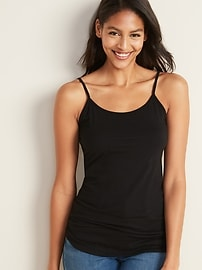 First-Layer Tunic Cami 3-Pack for Women