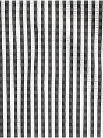 Stripe Seersucker Scoop Bikini Top