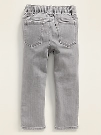 Karate Skinny Gray Jeans for Toddler Boys