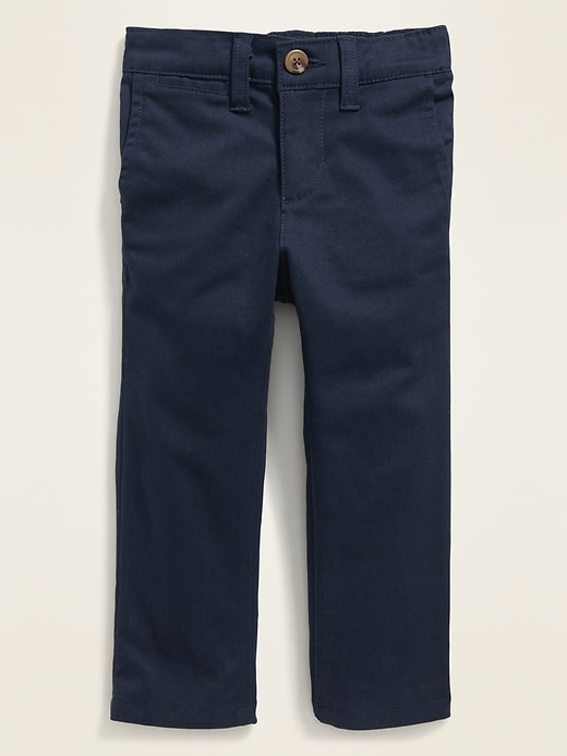 Ultimate Skinny Built-In Flex Twill Pants for Toddler Boys
