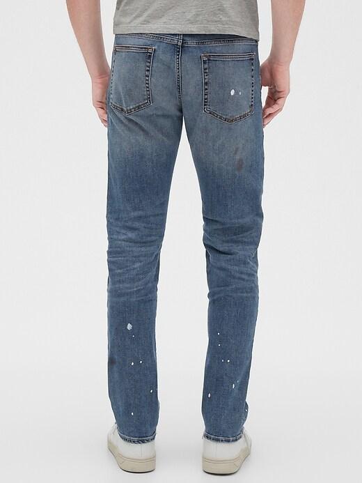 Wearlight Slim Jeans with GapFlex