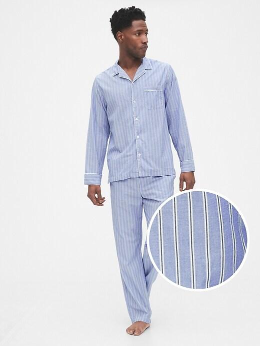 Poplin Pajama Set