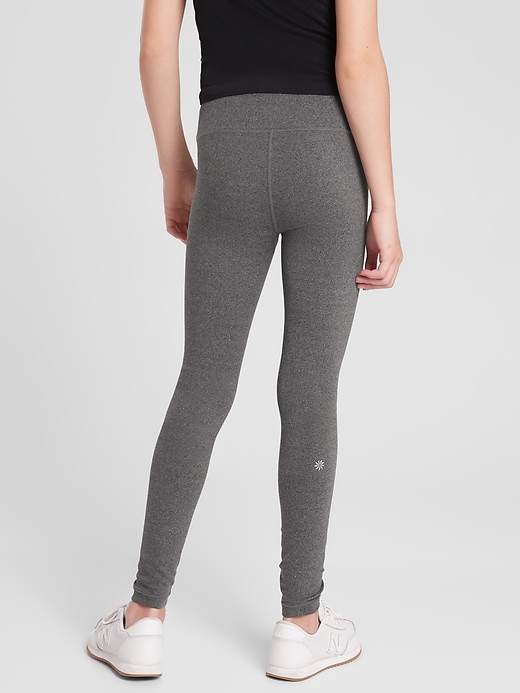 Athleta Girl High Rise Powervita Chit Chat Tight