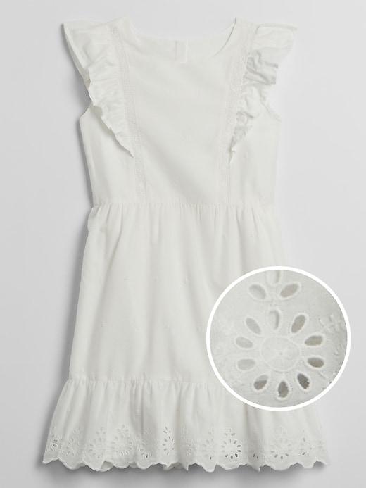 Kids Eyelet Dress
