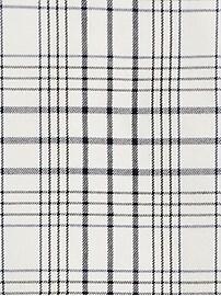 Plaid Bi-Stretch Mini Skirt
