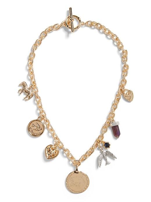 Sentimental Charm Necklace