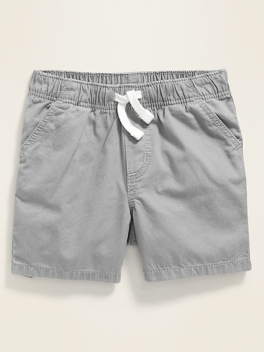 Twill Pull-On Shorts for Baby