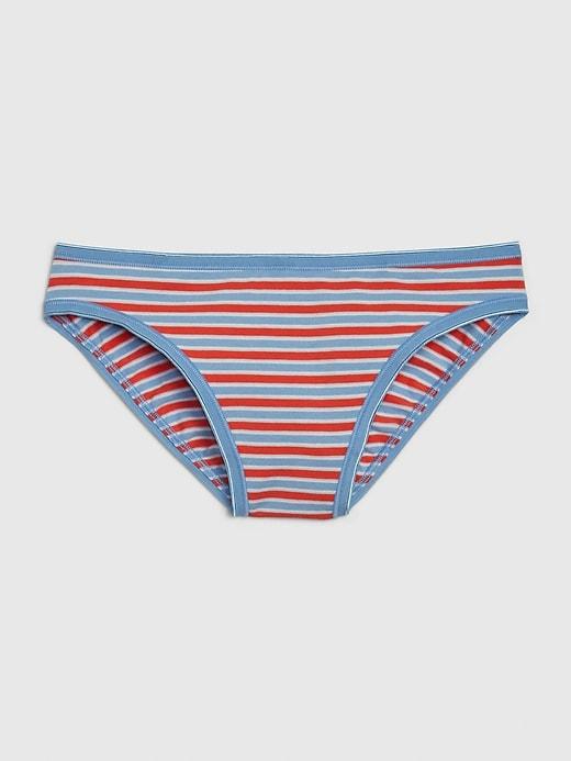 Stretch Cotton Bikini