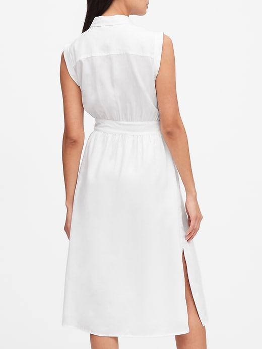 TENCEL&#153 Shirt Dress