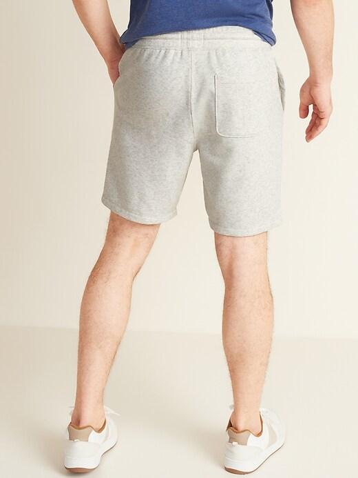 Drawstring Waist Jogger Shorts for Men -- 7.5-inch inseam