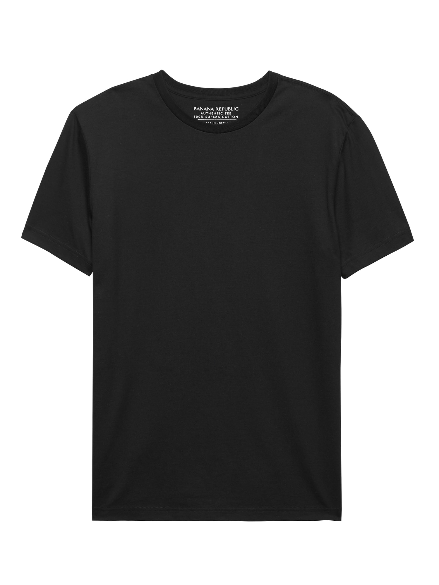 Based Inc Based Cotton Crew T-Shirt