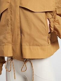 Canopy Parachute Jacket Short