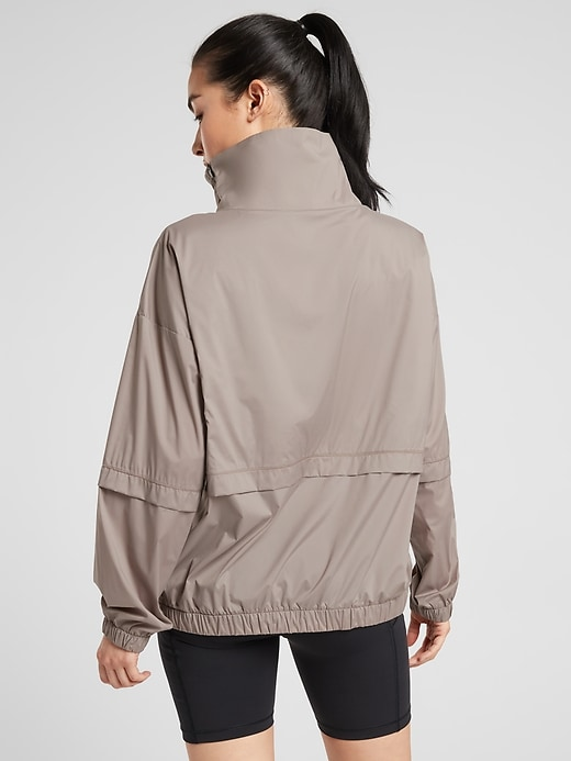 Run With It Half Zip Pullover