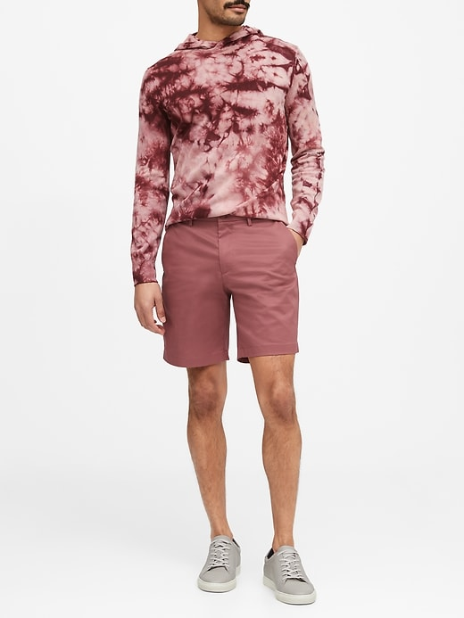 Tie-Dye Sweater Hoodie