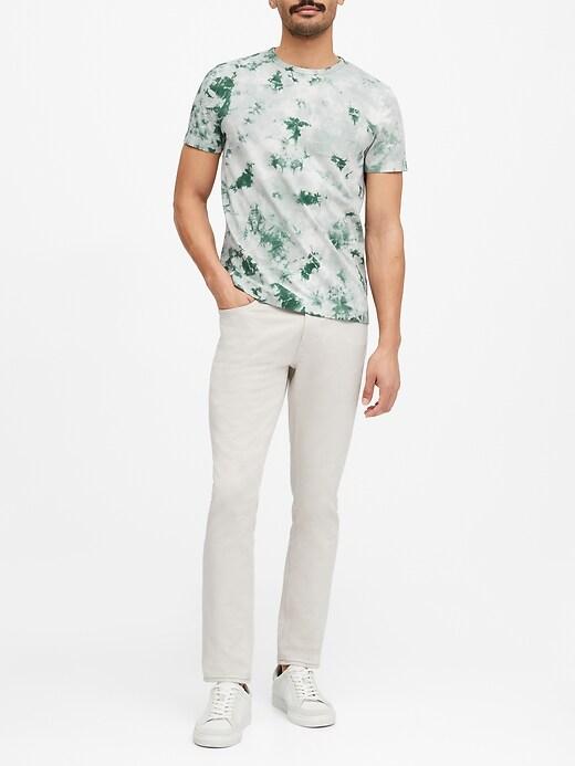 Authentic SUPIMA® Tie-Dye T-Shirt