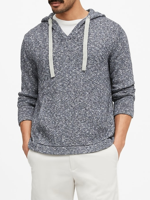 Popover Sweater Hoodie