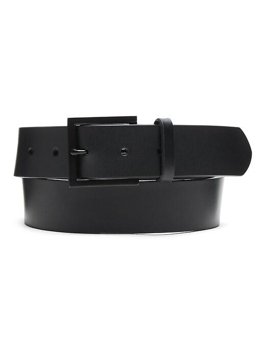 Modern Leather Belt